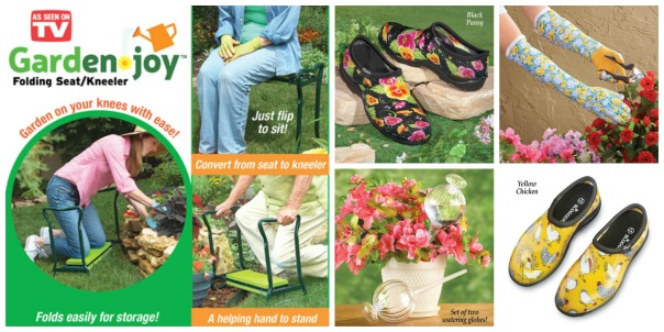 Gardening Tools from Collections Etc.