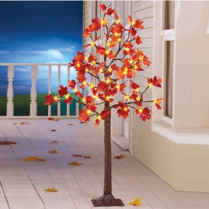 lighted-autumn-maple-leaf-tree